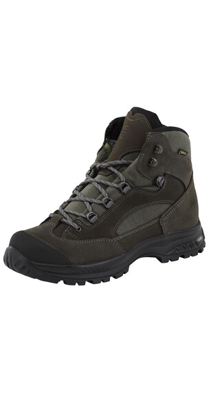 Hanwag Banks Wide GTX Trekking Boots Men asche